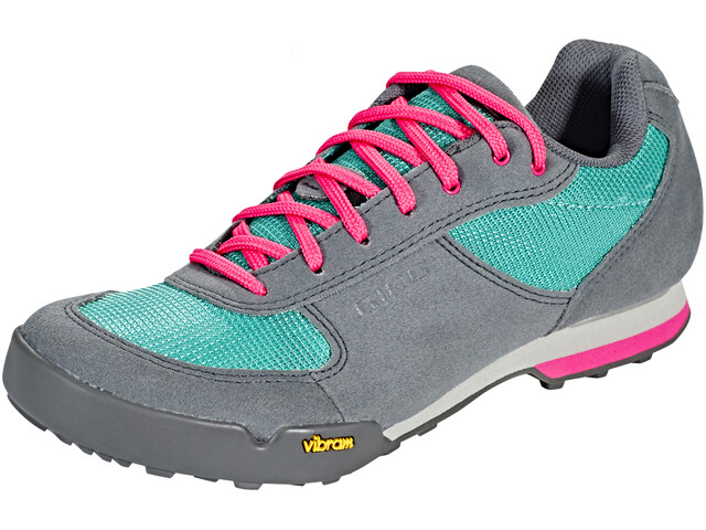 Giro Petra VR Shoes Women turquoise/bright pink
